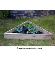 Pyramid Raised Bed - 100cm x 100cm x 15cm