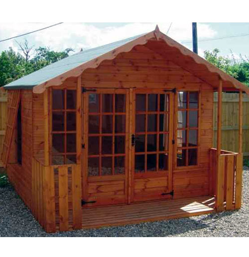 Stamford Summerhouse 6' x 10' including Vat & Delivery* - Click Image to Close
