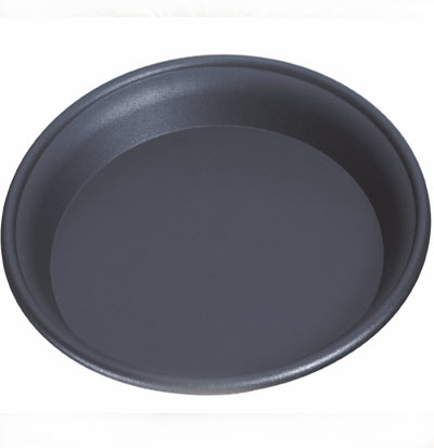 Multipurpose Saucer - 30cm - Black - Click Image to Close