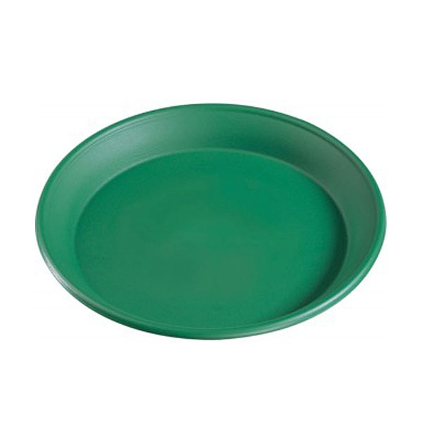 Multipurpose Saucer - 25cm - Green - Click Image to Close
