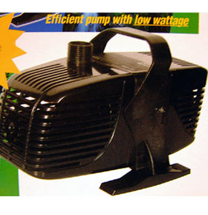 Water Feature Pump - 12000 litres per hour - Click Image to Close